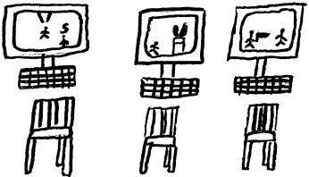 Práce žáků na počítači