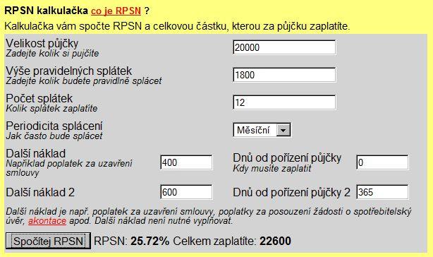 Půjčka bez registru online v hotovosti